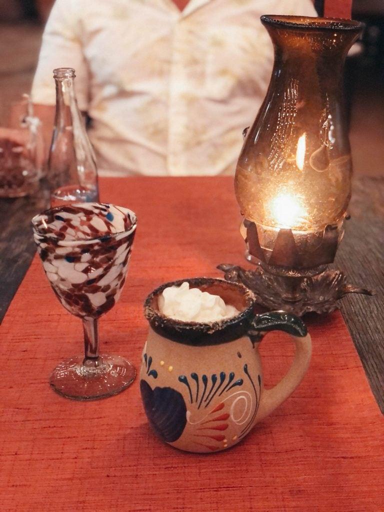 Mexican Coffee Los Tres Gallos Cabo